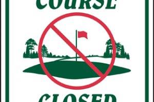 Golf igrišče Ptuj danes in jutri zaprto