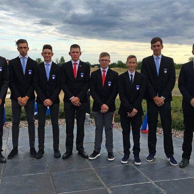 Evropsko ekipno za mladince