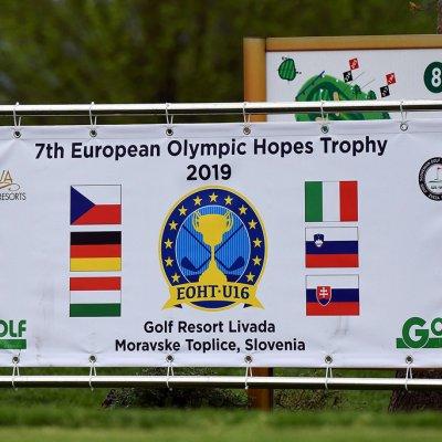 7. European Olympic Hopes Trophy te dni na Livadi