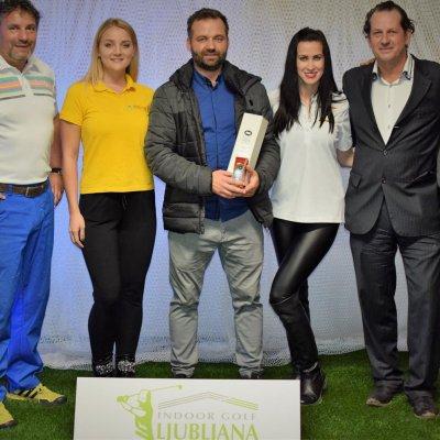 Pričenja se zimska serija After Job 9 v Indoor golf Ljubljana