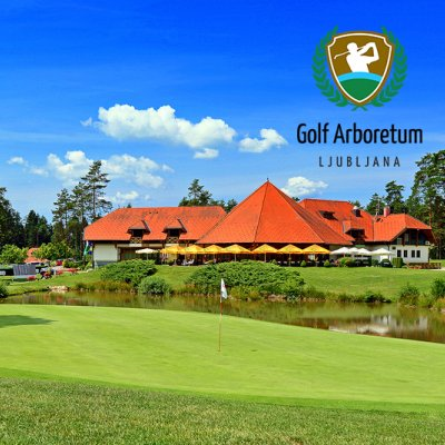 Pomladanski paket golf Arboretum