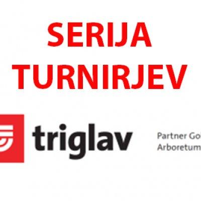 Začetek serije družabnih turnirjev Zavarovalnice Triglav