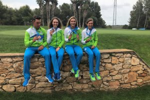 Slovenci trikrat bronasti na Sredozemskih igrah