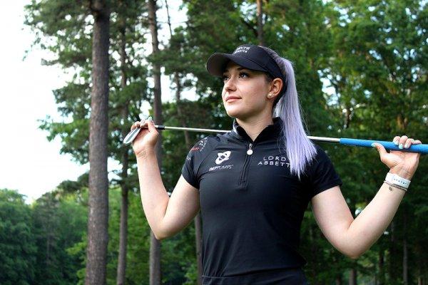 Ana Belac spisala novo poglavje slovenskega golfa