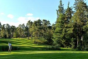 Informacija golf igrišča Arboretum