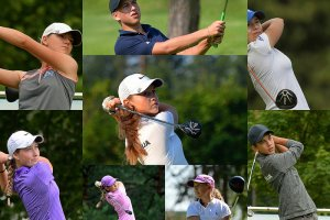 Slovenske golfistke in golfisti na evropskih prvenstvih