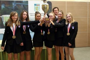 Velik uspeh mladink in mladincev na European Olympic Hopes Trophy 2017 na Češkem