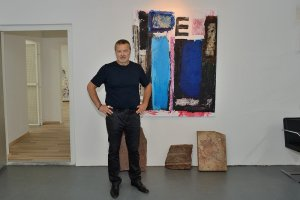 Roman Slekovec, iz golf v slikarstvo