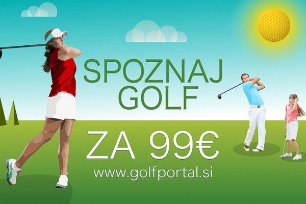 Slovenija igra golf