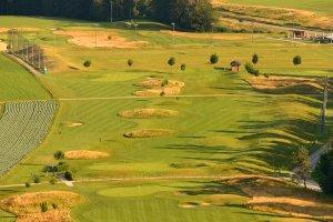 Poletni teden golfa na Dinersu