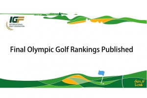 OI Rio 2016 in golf
