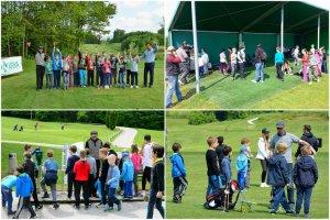 Šolski golf na Dolenjskem