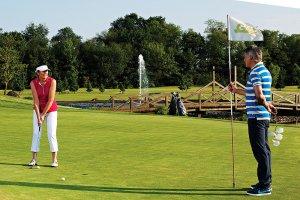 Tečaji golfa - SIG Livada