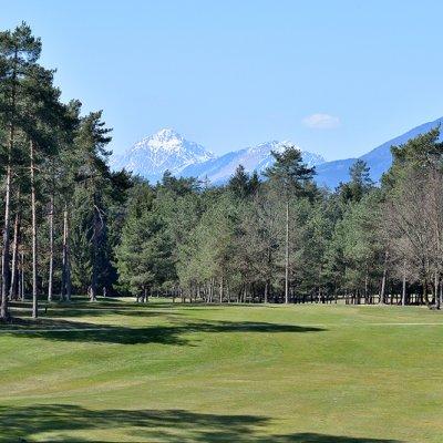 Spomladanski vikend golfa v Arboretumu