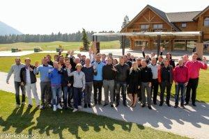 Izjemno priznanje strokovnega usposabljanja PGA Slovenije