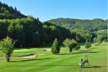 Golf igrišče A golf Olimje