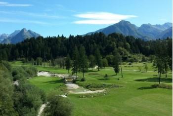 Golf igrišče Bovec