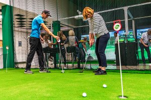 Indoor golf Celje