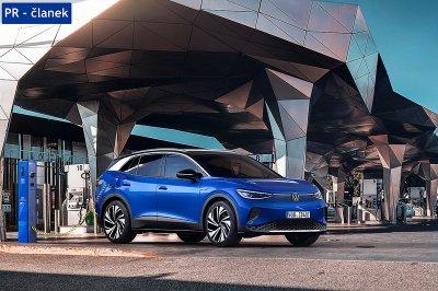 Električni SUV? Modra izbira!